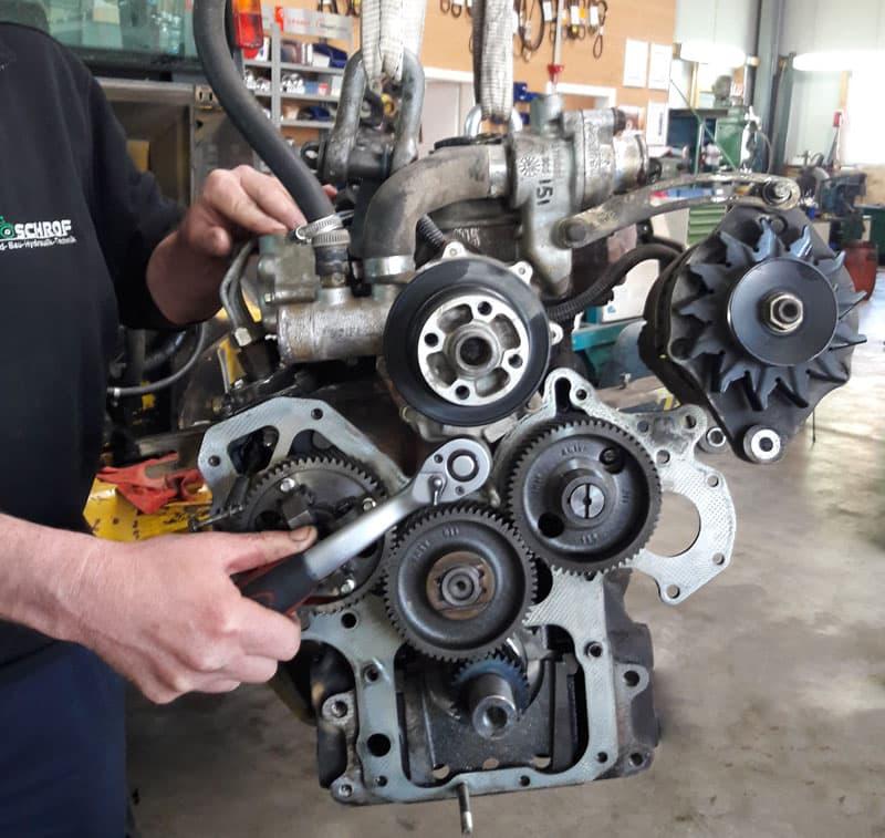 Landmaschinen Mechaniker