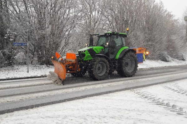 Winterdienst Bodanrück